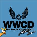 WhatWouldCastielDoTee-wm